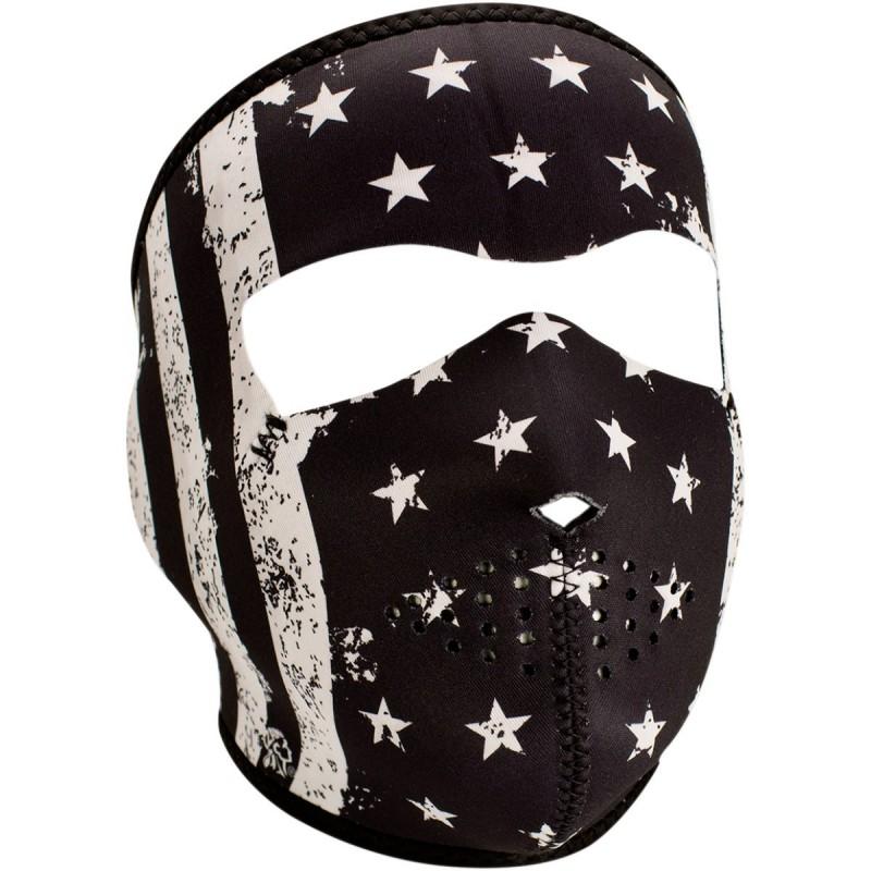Neoprénová maska na tvár ZAN HEADGEAR WNFM091