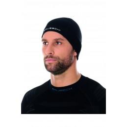 Termo čiapka BRUBECK HM10040 black