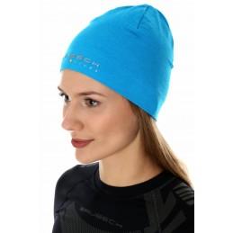 Termo čiapka BRUBECK HM10180 unisex blue