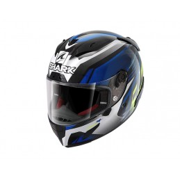 Prilba na motorku SHARK Race-R Pro Aspy black blue yellow