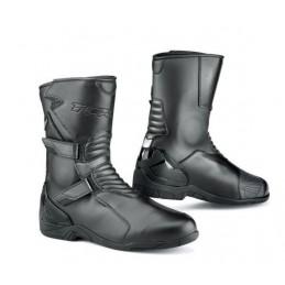 Topánky na motocykel TCX Spoke Waterproof čierne