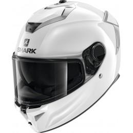 Prilba na motorku SHARK Spartan GT Blank white