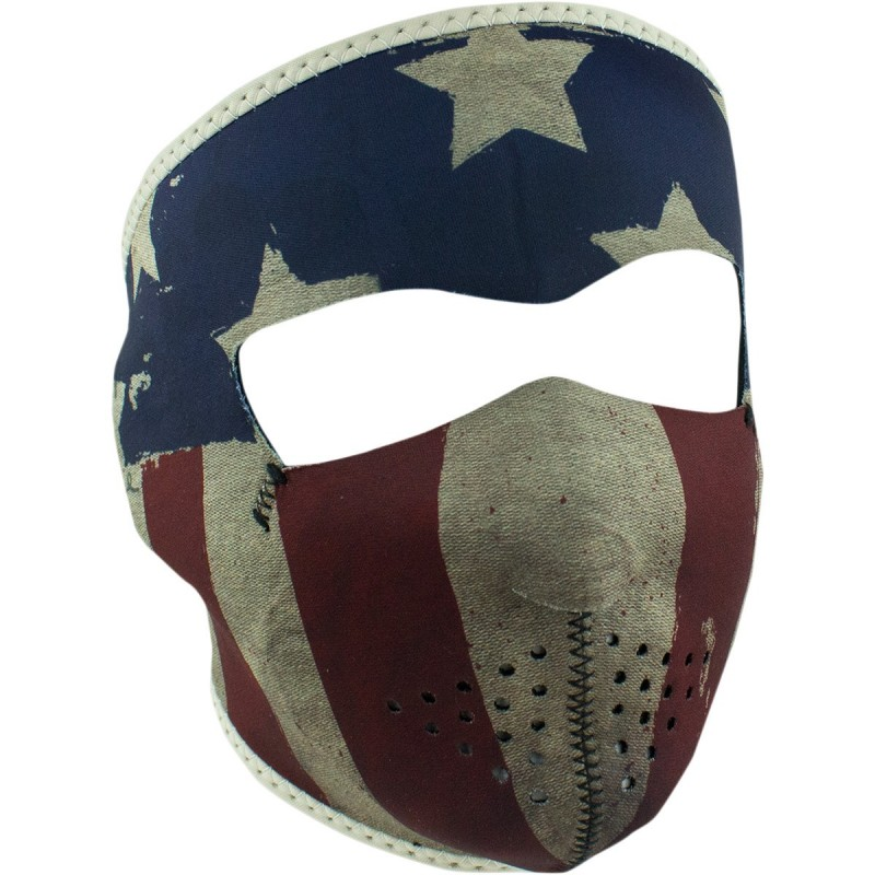 Neoprénová maska na tvár ZAN HEADGEAR WNFM408