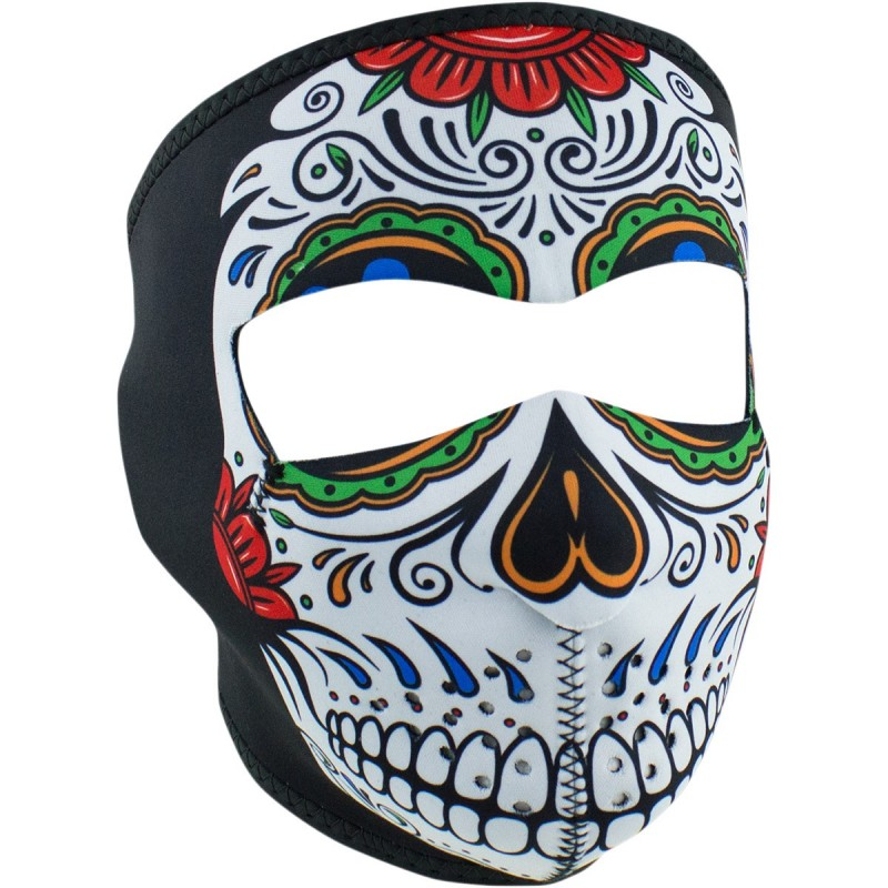 Neoprénová maska na tvár ZAN HEADGEAR WNFM413