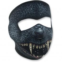 Neoprénová maska na tvár ZAN HEADGEAR WNFM416