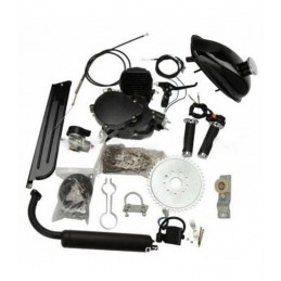 Motorový kit na bicykel SUNWAY 49 ccm 2T black edition