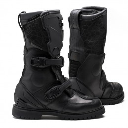 Topánky na motorku REBELHORN Patrol black