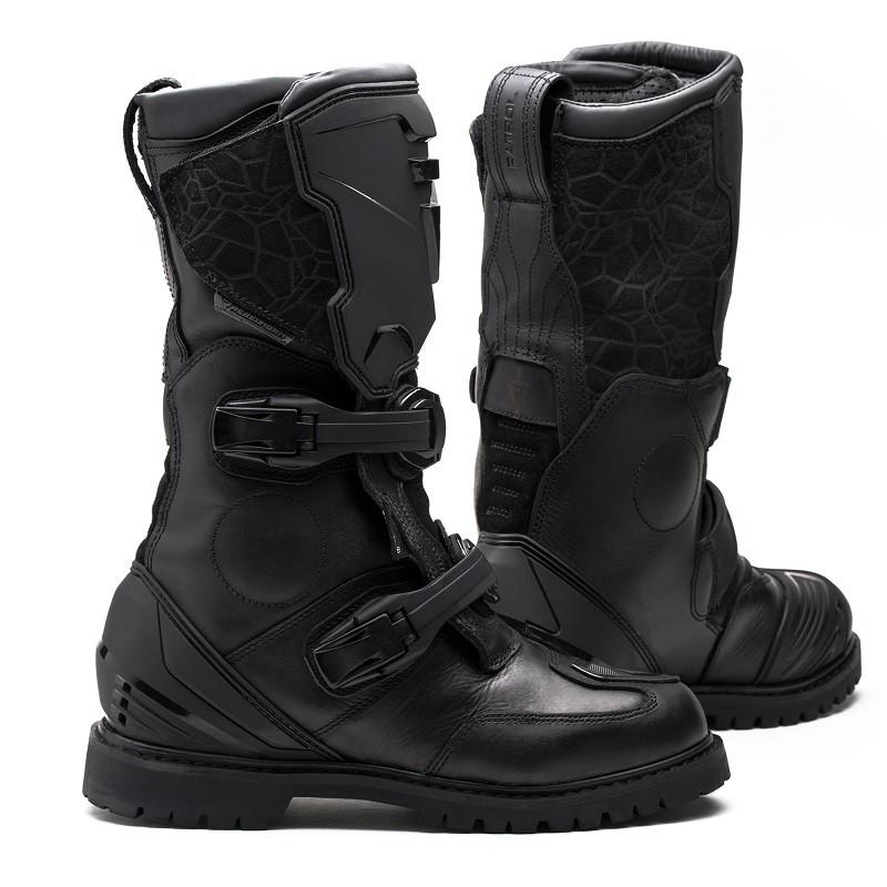 REBELHORN topánky na motocykel Patrol black