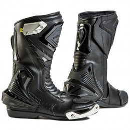 Topánky na motocykel REBELHORN piston II CE black