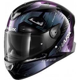 Prilba na motorku SHARK Skwal 2.2 Venger black glitter black