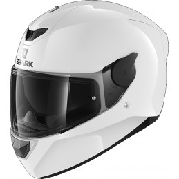 Prilba na motorku SHARK D-Skwal 2 Blank white