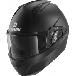 Prilba na motorku SHARK Evo GT Blank mat black mat