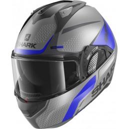 Prilba na motorku SHARK Evo GT Encke anthracite blue black