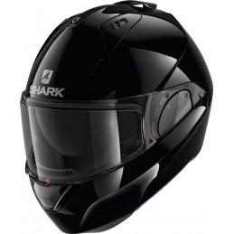 Prilba na motorku SHARK Evo-ES Blank black