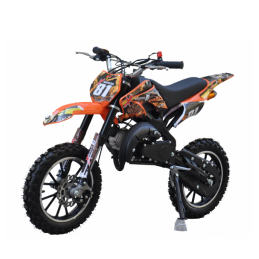 MOTOCYKEL MINICROSS 49CC 2T XMOTOS XB81