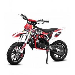 MOTOCYKEL MINICROSS GAZELLE DELUXE 49CC 2T