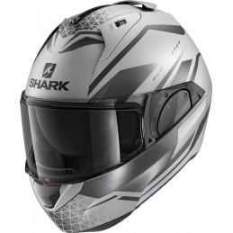 Prilba na motorku SHARK Evo-ES Yari mat black silver anthracite