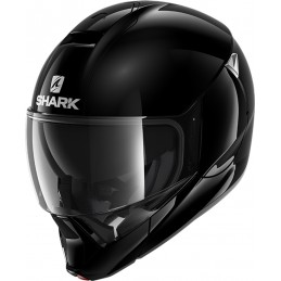 Prilba na motorku SHARK Evojet Blank mat black mat