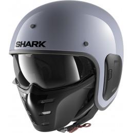 Prilba na motorku SHARK S-Drak 2 Blank graphite gray
