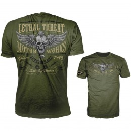 Tričko LETHAL THREAT VV40118