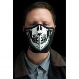 Neoprénová maska na tvár ZAN HEADGEAR WNFM002HG