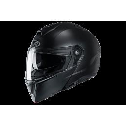 Prilba na motorku HJC i90 semi flat black