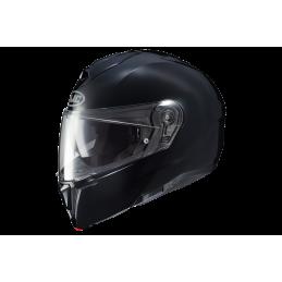 Prilba na motorku HJC i90 metal black