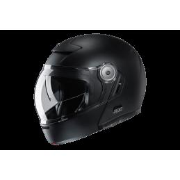 Prilba na motorku HJC V90 semi flat black