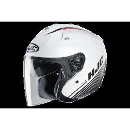 Prilba na motorku HJC FG-JET Paton white