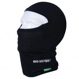 Moto Kukla OXFORD Balaclava Cotton Black