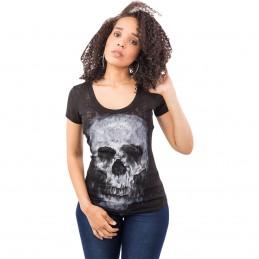Dámske tričko LETHAL THREAT LA20529