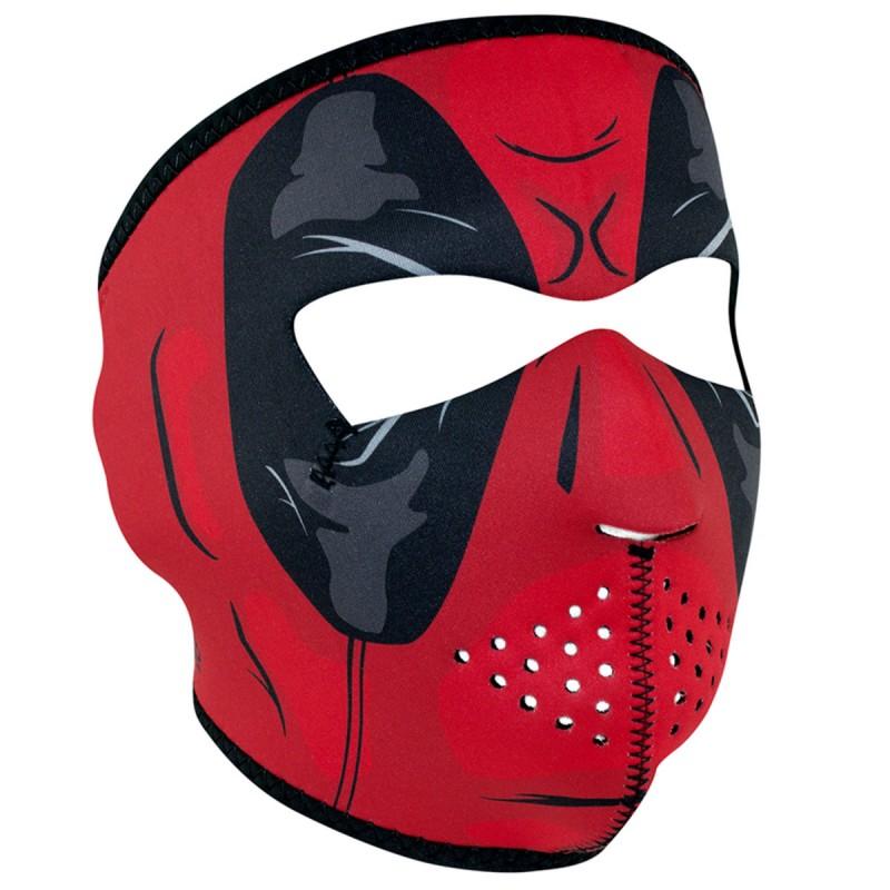 Neoprénová maska na tvár ZAN HEADGEAR WNFMS109