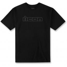 Tričko ICON og čierne