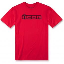 Tričko ICON og červené