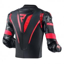 Bunda na motorku REBELHORN Rebel black/red