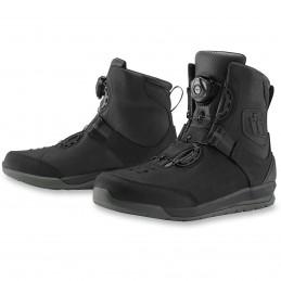 Topánky ICON patrol 2 čierne