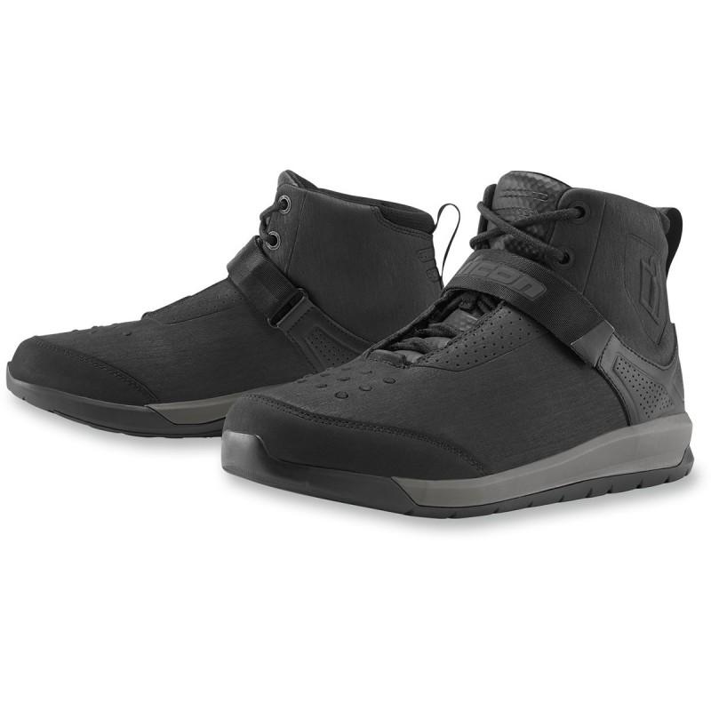 Topánky ba motocykel ICON SUPERDUTY 5™  black