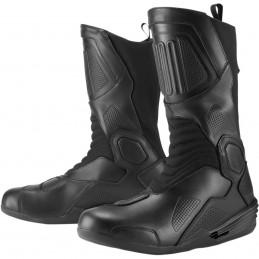 Topánky na motocykel ICON joker čierne