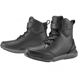 Topánky na motocykel ICON varial black