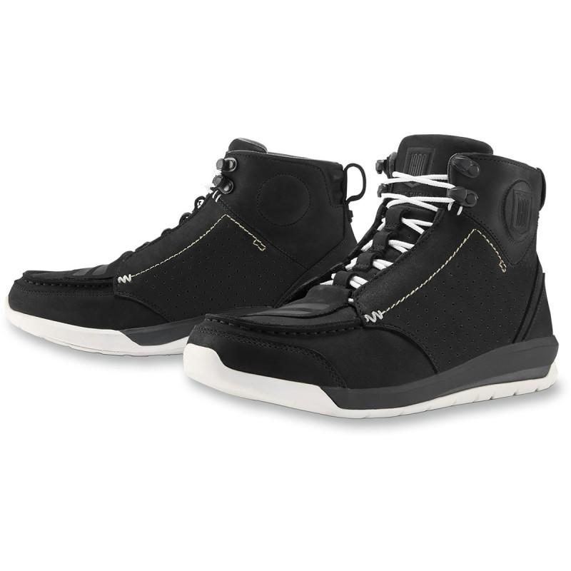 Topánky ICON truant 2 čierno-biele