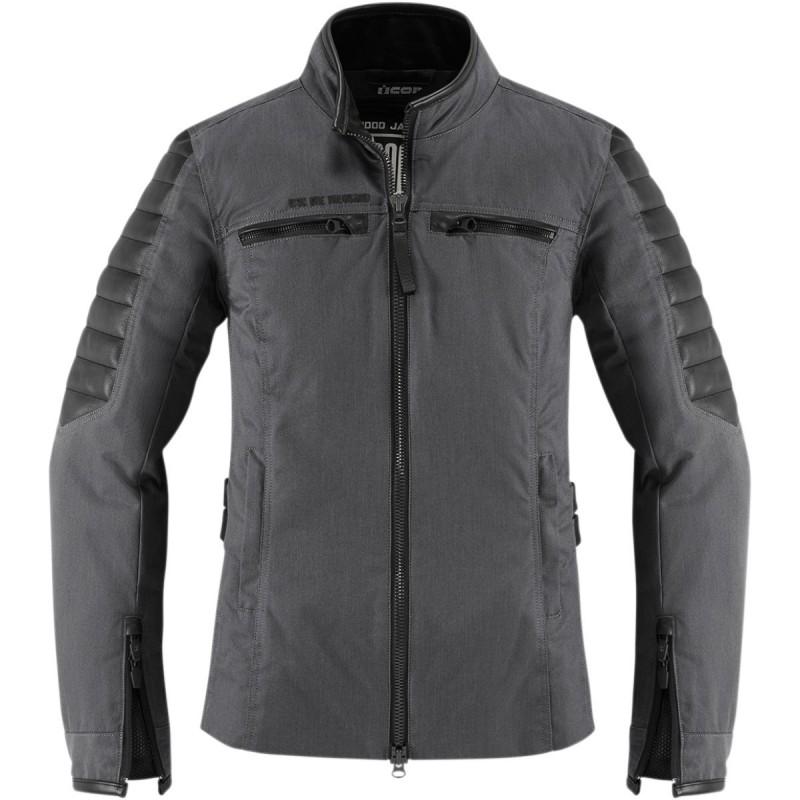 Dámska bunda ICON mh 1000 čierna