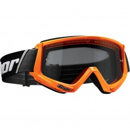 MX okuliare THOR Combat Sand FLO black/orange