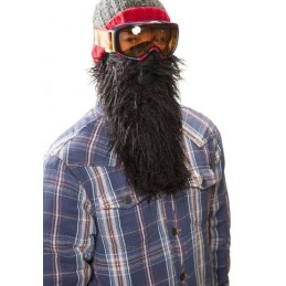 Maska na tvár CRAZYEARS Beardski Pirate