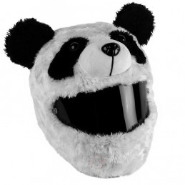 Návlek na prilbu Motoloot panda