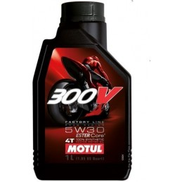 MOTUL 300V FL Road Racing 5W30 4T 1l