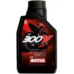 MOTUL 300V FL Road Racing 5W40 4T 1l