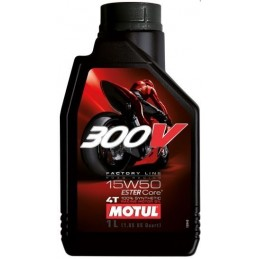 MOTUL 300V FL Road Racing 15W50 4T 1l