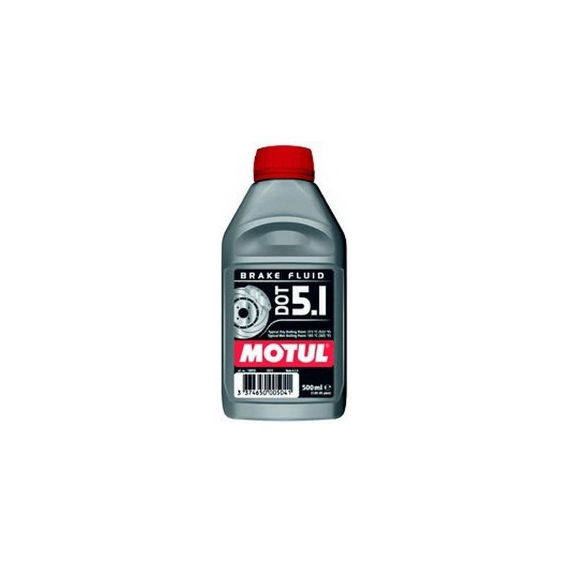 MOTUL DOT 5.1 brzdová kvapalina