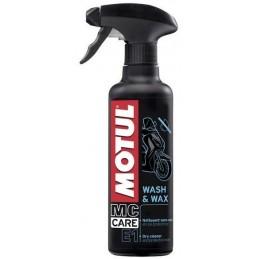 MOTUL Wash&Wax E1 MC Care