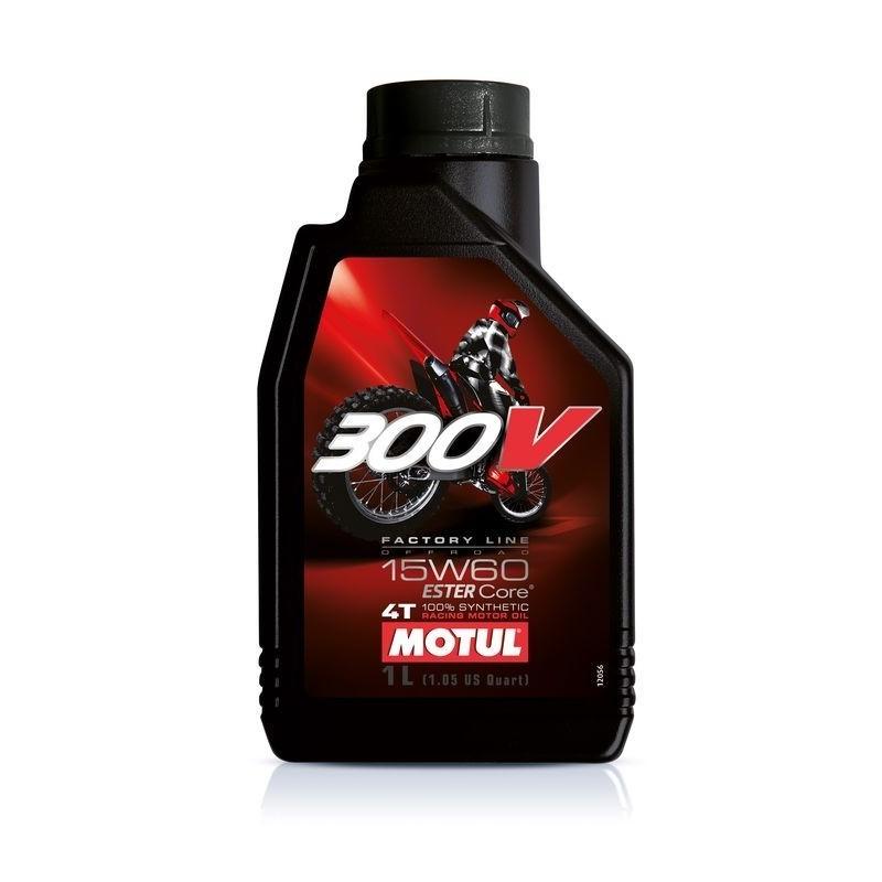 MOTUL 300V FL Offroad 15W60 4T 1l